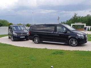 Mercedes-benz: v class 7+1 locuri