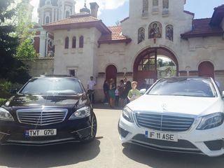 Mercedes-benz S-class 2014, аренда/chirie la nunta!!! 110€:8h