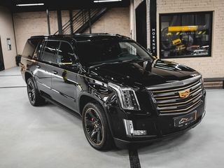 Chiptuning Cadillac. Чип-Тюнинг от Morendi - Увеличение мощности двигателя, экономия топлива.
