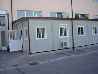 Constructii metalice modulare, Гражданские и промышленные металлические модульные конструкции