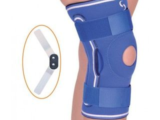 Наколенник - стабилизатор коленного сустава шарнирный ,(со съёмными спицами) Suport pentru genunchi
