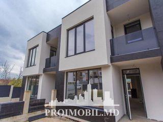 Durlești - zonă verde! TownHouse, 3 camere, autonomă! 140 mp + 40 mp subsol!