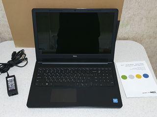 Новый Мощный Dell inspiron 15. Celeron N3060 до 2,6MHz. 2ядра. 4gb. 500gb. Гарантия 6 месяцев