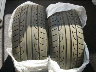 R20 255/40 Dunlop  ( 2 buc.cu 50 euro )