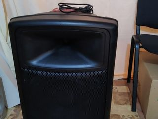 Calonca activă M-Voice la 15 Diumi puterea de 500 W , microfon , la pretul de 3500 lei