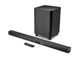 JBL Bar 3.1 поднимает планку в мире звуковых панелей. Посмотри!