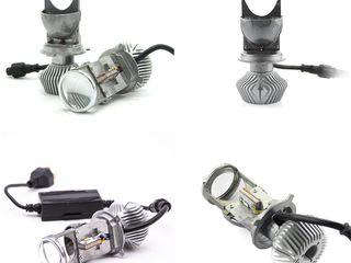 H4 LED Lens, Bi-Xenon, Bi-Led LENS, Xenon