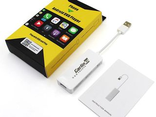 Carlinkit USB Smart Link Apple Внешний порт Carplay для Android навигационный плеер мини USB Carplay