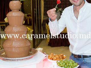 Шоколадный фонтан аренда.