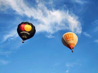 Полет на воздушном шаре в молдове