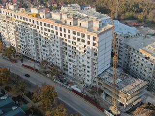 Apartamente in complexul locativ L. Deleanu Lagmer