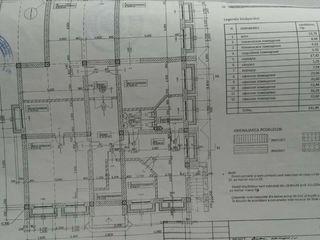 230 m2 in demisolul unui bloc locativ nou din Stauceni, str. Florilor 10