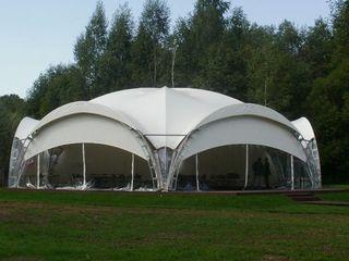 Палатки и шатры, навесы и ангары , теплицы и козырьки проектирование, изготовление