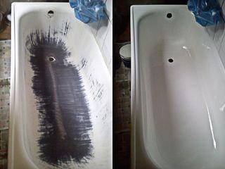 Реставрация ванн Бельцы  Екореl2k производства (Европа) только у нас, restaurarea cazilor !!!