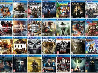 Хэллоуинская распродажа игр на PlayStation 4! FIFA 21, UFC 4.. Подписка PS Plus 365 дней - 700лей!!!