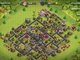 Clash of clans tx9