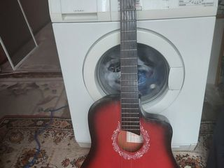 Акустическая Гитара 800 лей Классическая Гитара Conzert Guitar made West German 1200 лей Классическа