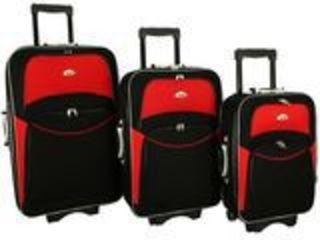 Чемодан сумка набор 3 штуки 1850 lei