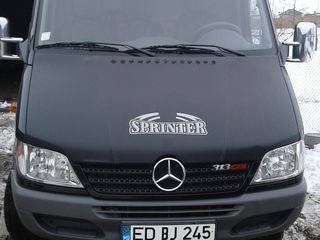 Mercedes спринтер