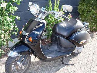 Aprilia Habana Custom