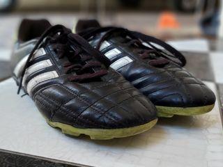 Продам бутцы Adidas оригинал почити новый 2-3 раза срочна!!!