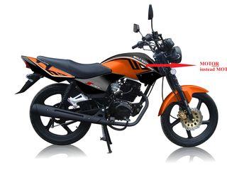 Reparam scutere, motociclete (50,100,150,200cc), orice tip de problema a mopedului tau.