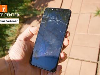 Xiaomi Mi 8 Разбил экран -заберём, починим, привезём !!!