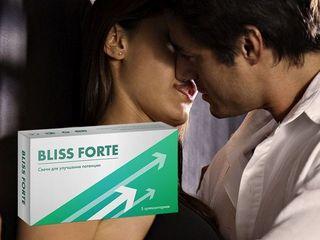 Bliss Forte (Блисс Форте) - эффективные свечи для потенции