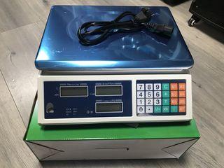 Cantar electronic profesional/ весы электронные/ direct de la importator