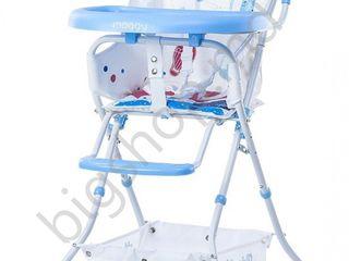 Scaun Chipolino Maggy STHM01603SK albastru deschis, posibil in rate, livrare gratuita