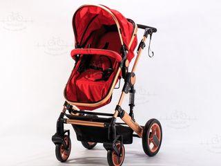 Carucior Child Car Seat rosu