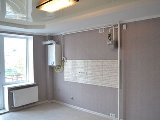 3-комнатная, хороший ремонт, никто не жил, можно в кредит
