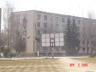 Продается двухкомнатная квартира в центре города