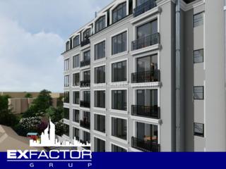Exfactor Grup sect. Centru str. Bulgară - 3 camere 122 m2 et. 3 la cele mai bune condiții!