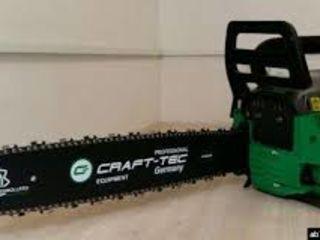 Бензопила Craft-Tec CT-5500