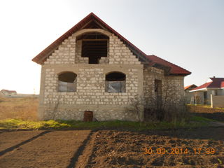 Casa pamint, Ghidighici .Дом земля. Гидигич.