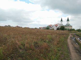 teren pentru constructie 5 ari linga manastirea Durlesti