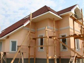 Фасадные работы. Реставрация, чистка, утепление и т. д.