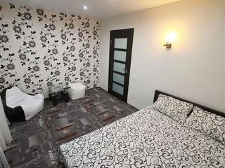 Буюканы, квартира с красивым дизайном! 300 лей/ночь, кондиционер. Wi-Fi !!! (Строго 2 человека!)