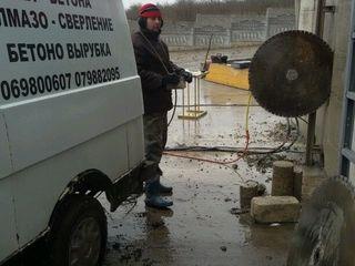 Резка проёмов Резка асфальта на глубину 500мм алмазосверление до 400мм алмазорезка бетона
