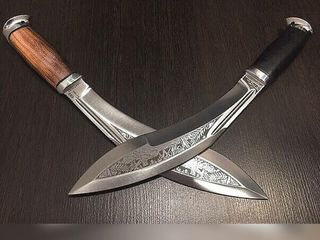 "Для настоящих мужчин .Нож кукри ""Джунгли"""