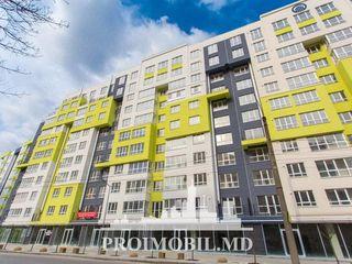 Buiucani! 1 cameră + living spațios! 43 mp, 36 900 euro!