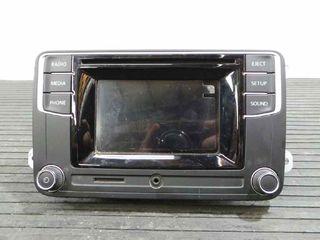 Radio Volkswagen  Автомагнитола