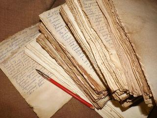 Рукописание. Scris de mina, tapare si redactare texte