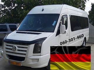 Transport Moldova - Germania pina la Adresa!
