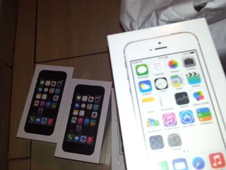 Iphone 5s Space Gray+Gold+Silver+Новье,Noi,New,16 gb ,190 euro