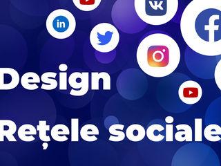 Promovare/Design Facebook, Instagram, Google
