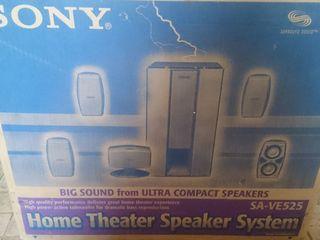 Домашний кинотеатр Sony.