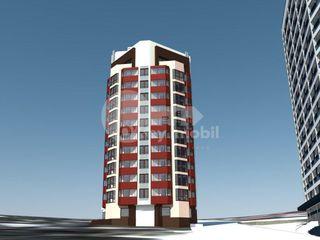 Stăuceni, complex nou, 3 camere, 44050 € !
