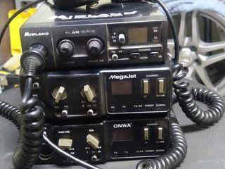 MegaJet, Onwa, Midland - Alan-100, Dragon, + Крепления и антенны.